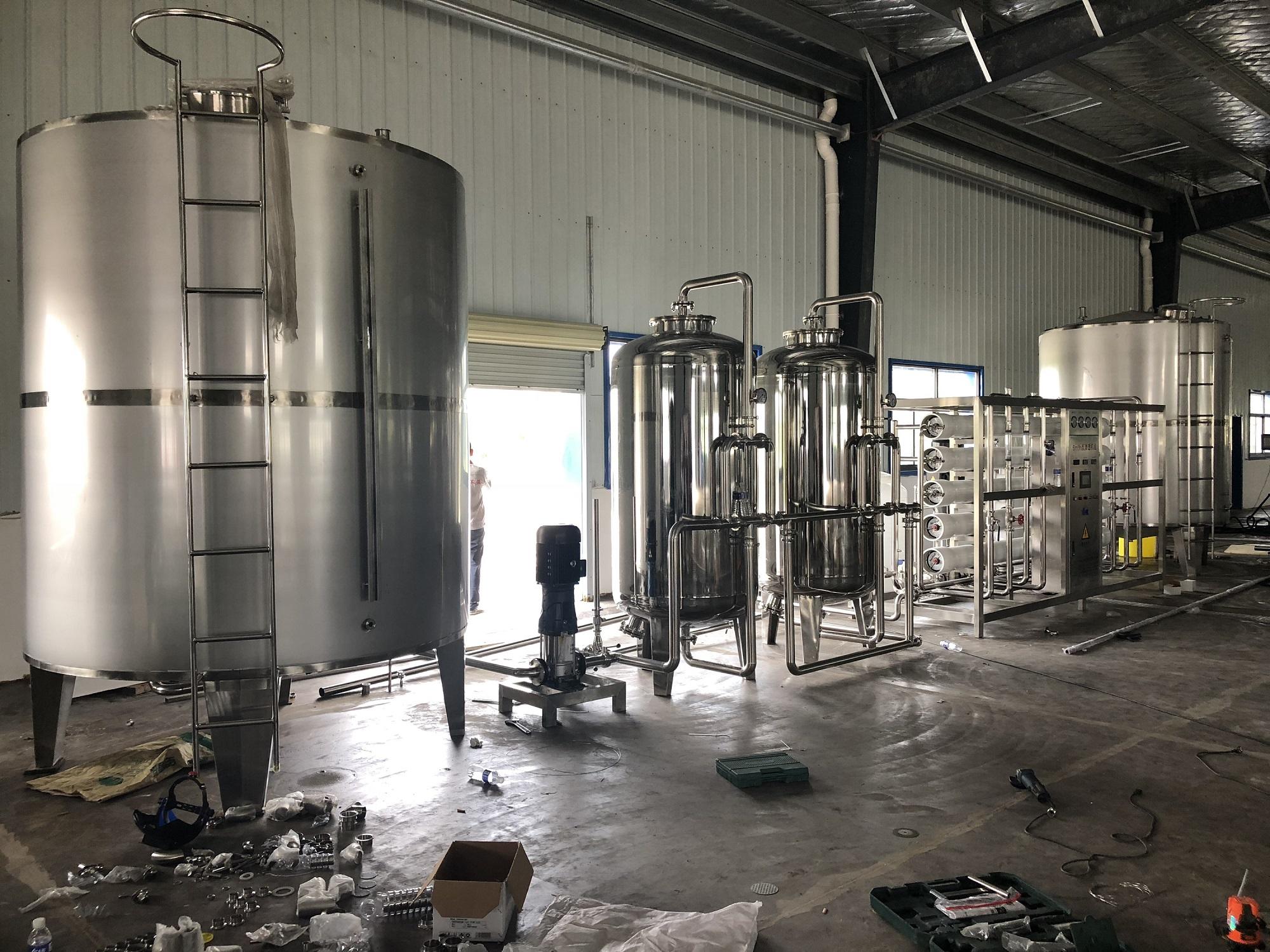 郑州纯净水设备