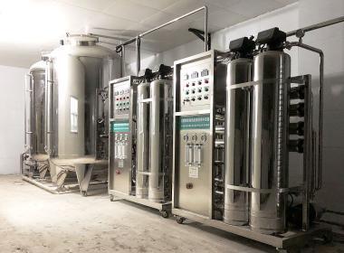 制剂室纯化水lovebet体育娱乐